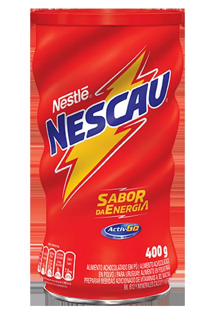imagem de ACHOCOLATADO NESTLE NESCAU PO 400G 2.0