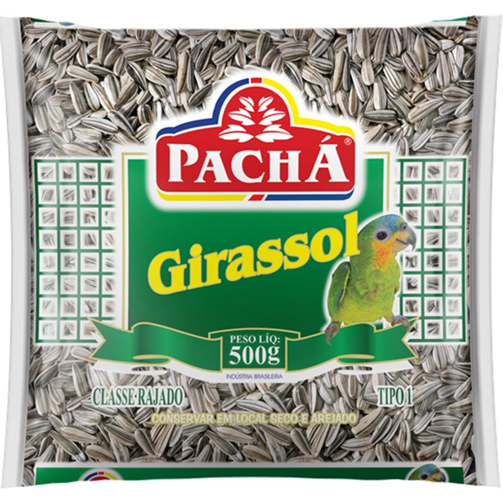 imagem de SEMENTE PACHA GIRASSOL 500G