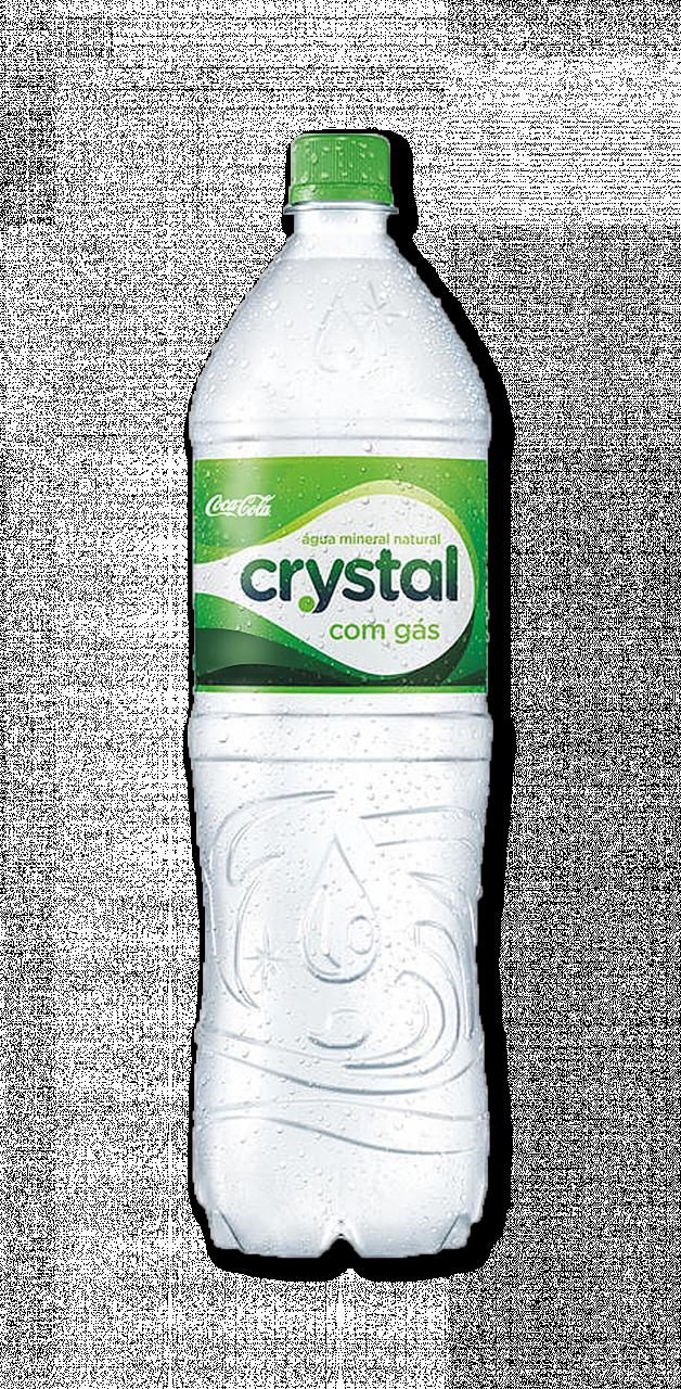imagem de AGUA MINERAL CRYSTAL C/GAS 1,5L