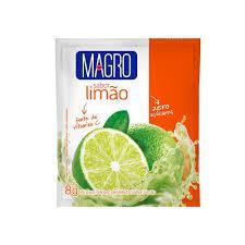 imagem de REFRES MAGRO DIET LIMAO 8G
