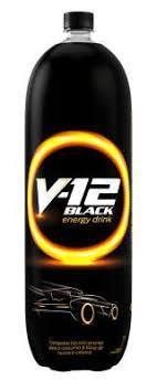 imagem de ENERGETICO V-12 BLACK 2L