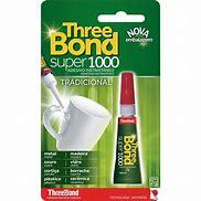 imagem de COLA INST THREE BOND SUPER 1000 2G