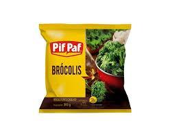 imagem de BROCOLIS PIF PAF CONGELADA 300G
