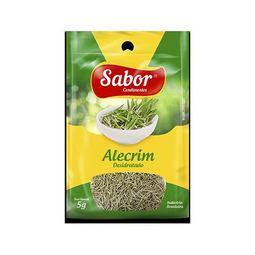 imagem de ALECRIM SABOR 5G