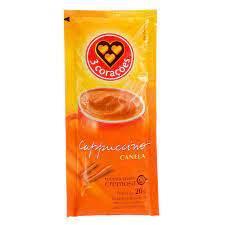 imagem de CAFE 3 CORACOES CAPU CANELA SHAMPOO 20G