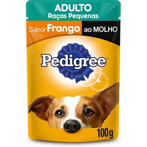 imagem de RACAO PEDIGREE AD FGO MOLH RP SACH 100G