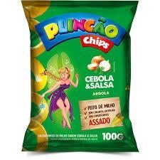 imagem de PIPOCA PLINCAO CEBOLA 100G