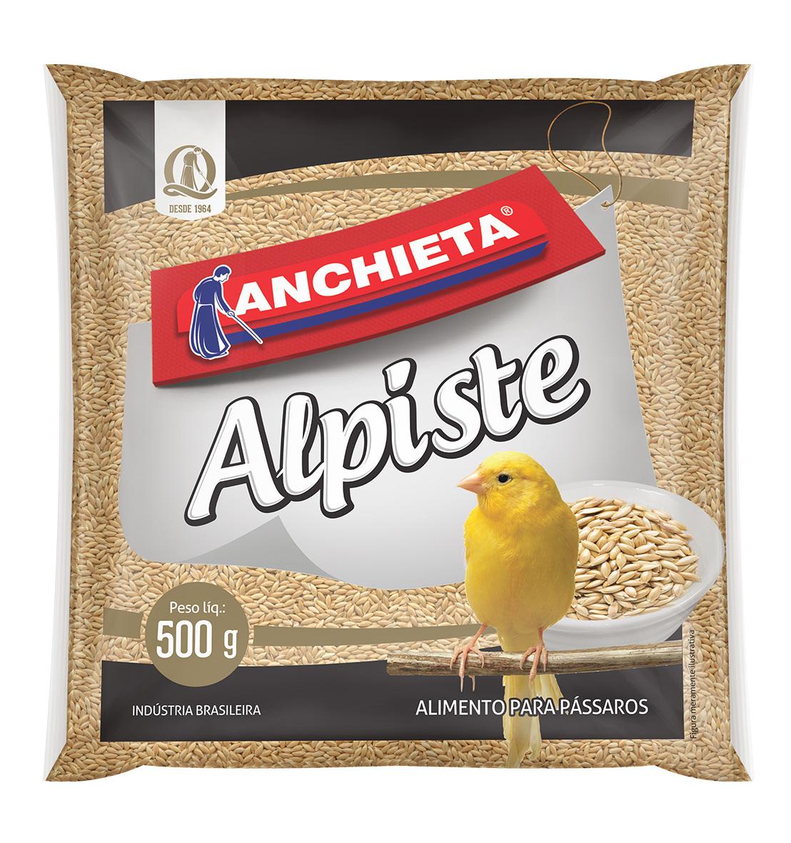 imagem de ALPISTE ANCHIETA 500G