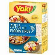 imagem de AVEIA YOKI FLOCOS FINOS 170G