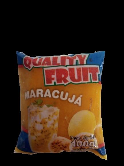 imagem de POLPA QUALITY FRUIT MARACUJA 100G