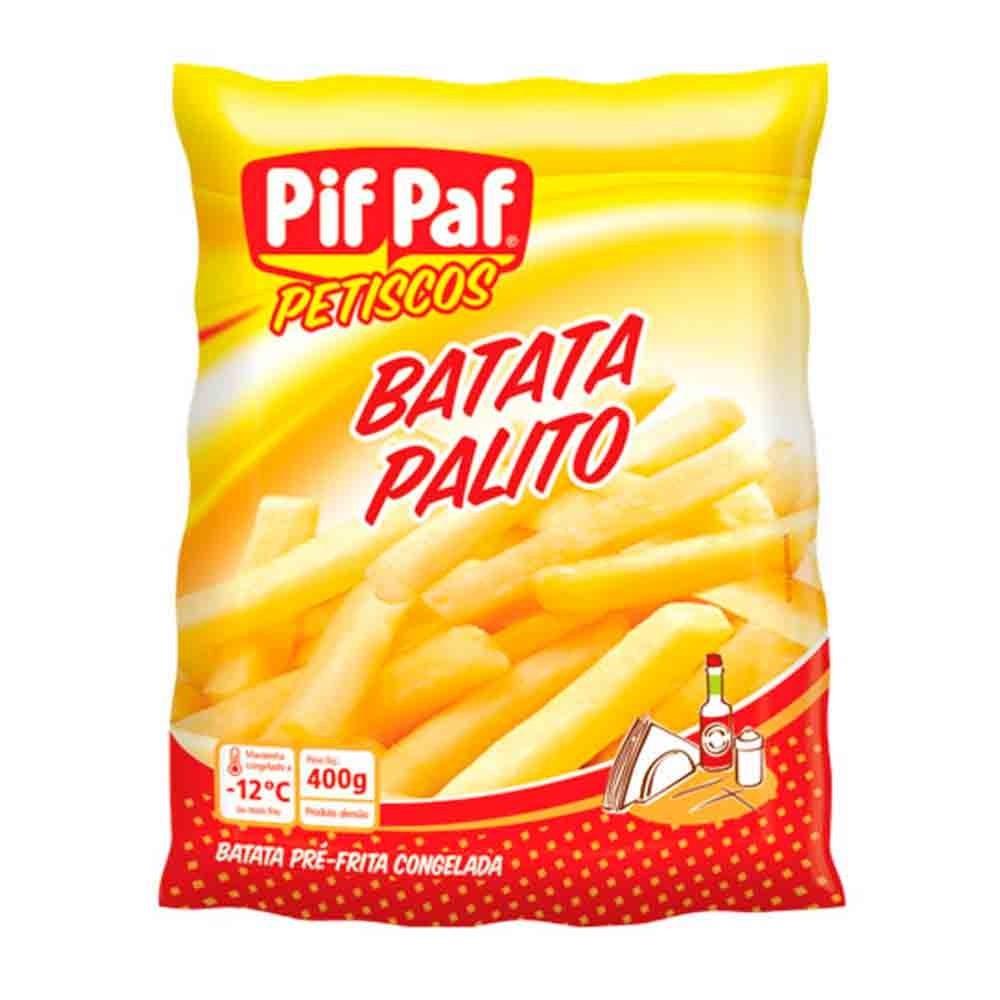 imagem de BATATA PALITO PIF PAF PRE-FRITA CONGELADA 400G