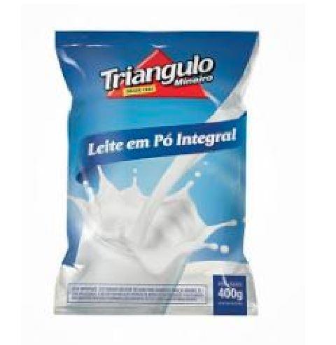 imagem de LEITE EM PO TRIANGULO INTEGRAL 400G