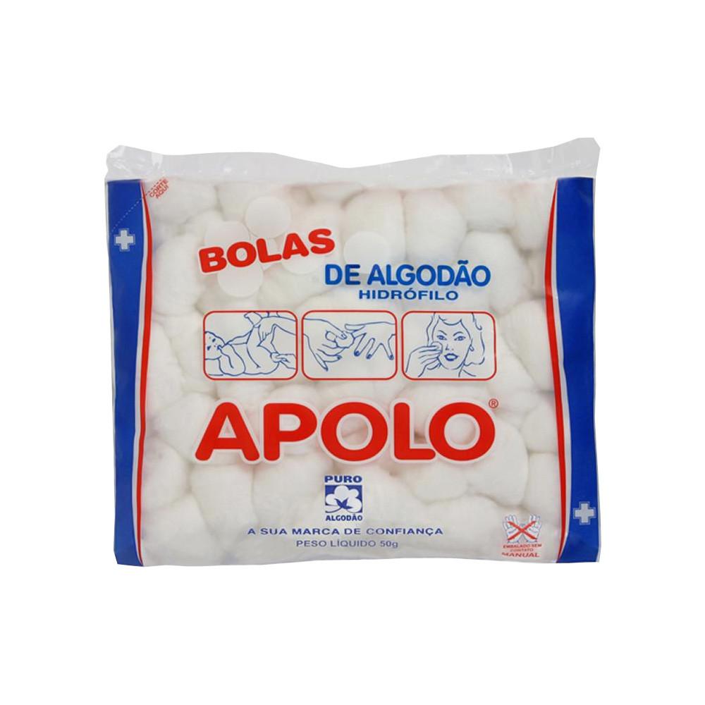 imagem de ALGODAO APOLLO BOLA  50G