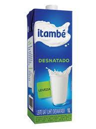 imagem de LEITE LONGA VIDA ITAMBE DESNATADO 1L