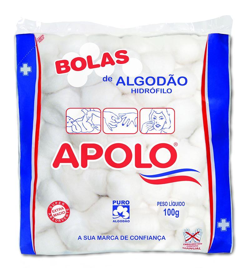 imagem de ALGODAO APOLLO BOLA 100G