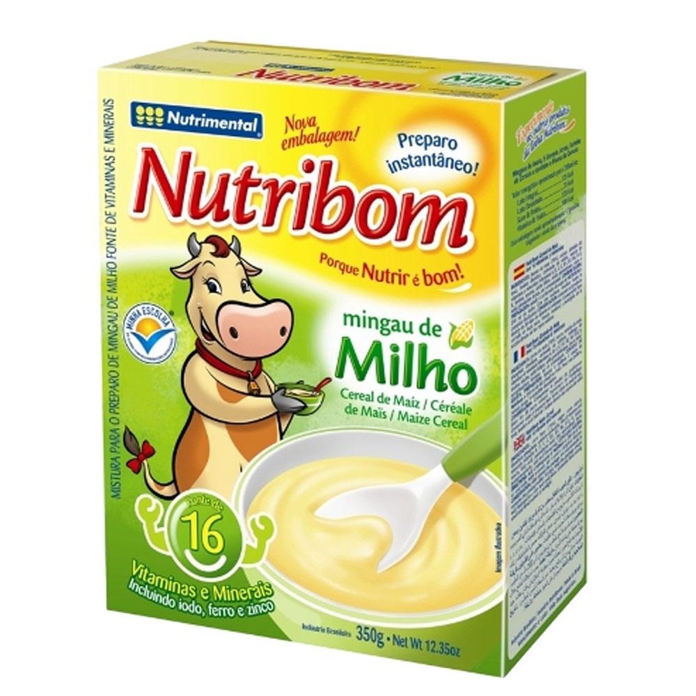 imagem de MIST MINGAU NUTRIBOM MILHO 350G
