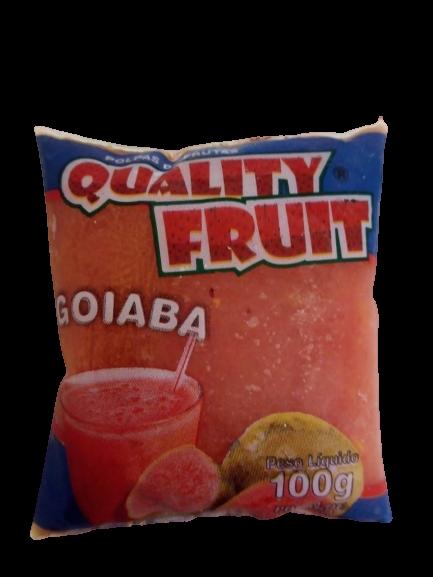 imagem de POLPA QUALITY FRUIT GOIABA 100G