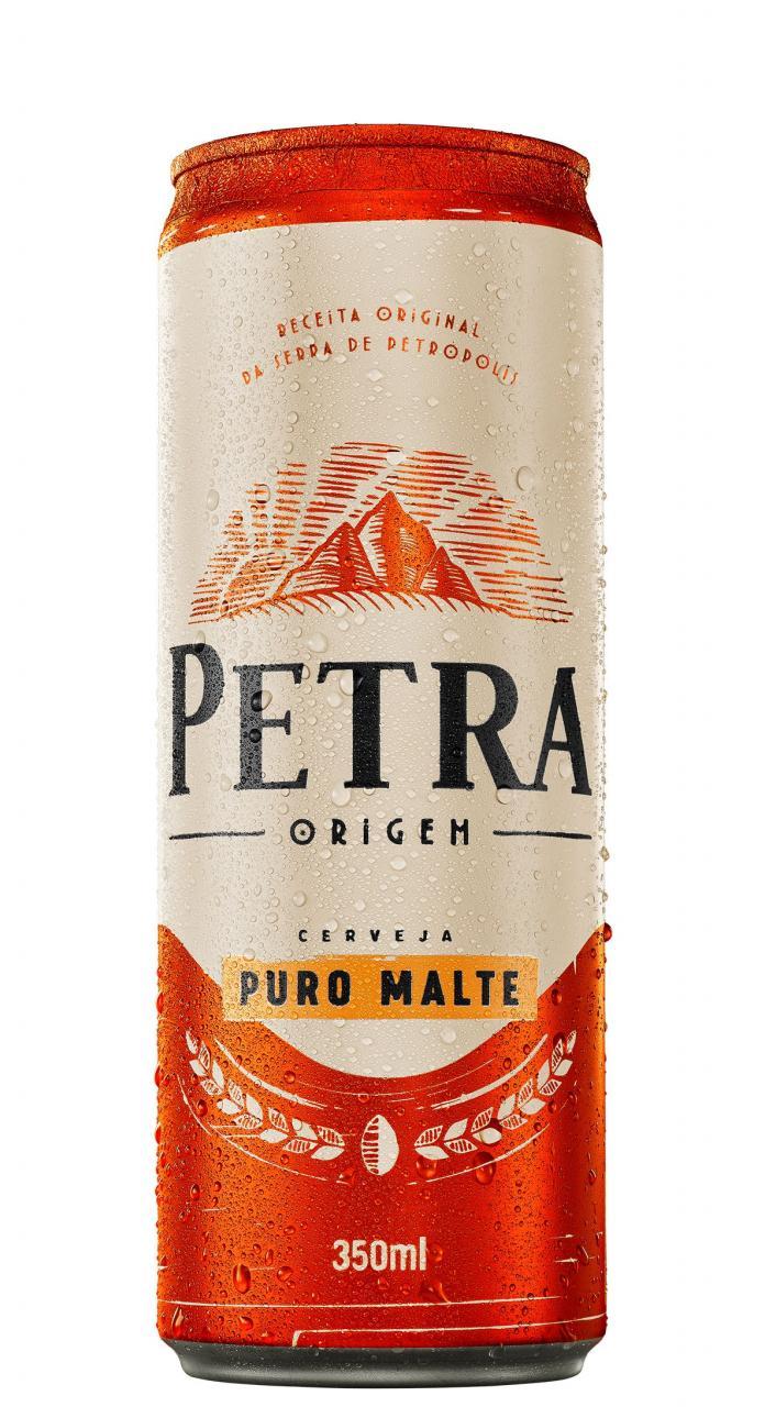 imagem de CERVEJA PETRA ORIGEM PURO MALTE 350ML