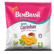 imagem de BATATA BEM BRASIL CARINHAS 400G