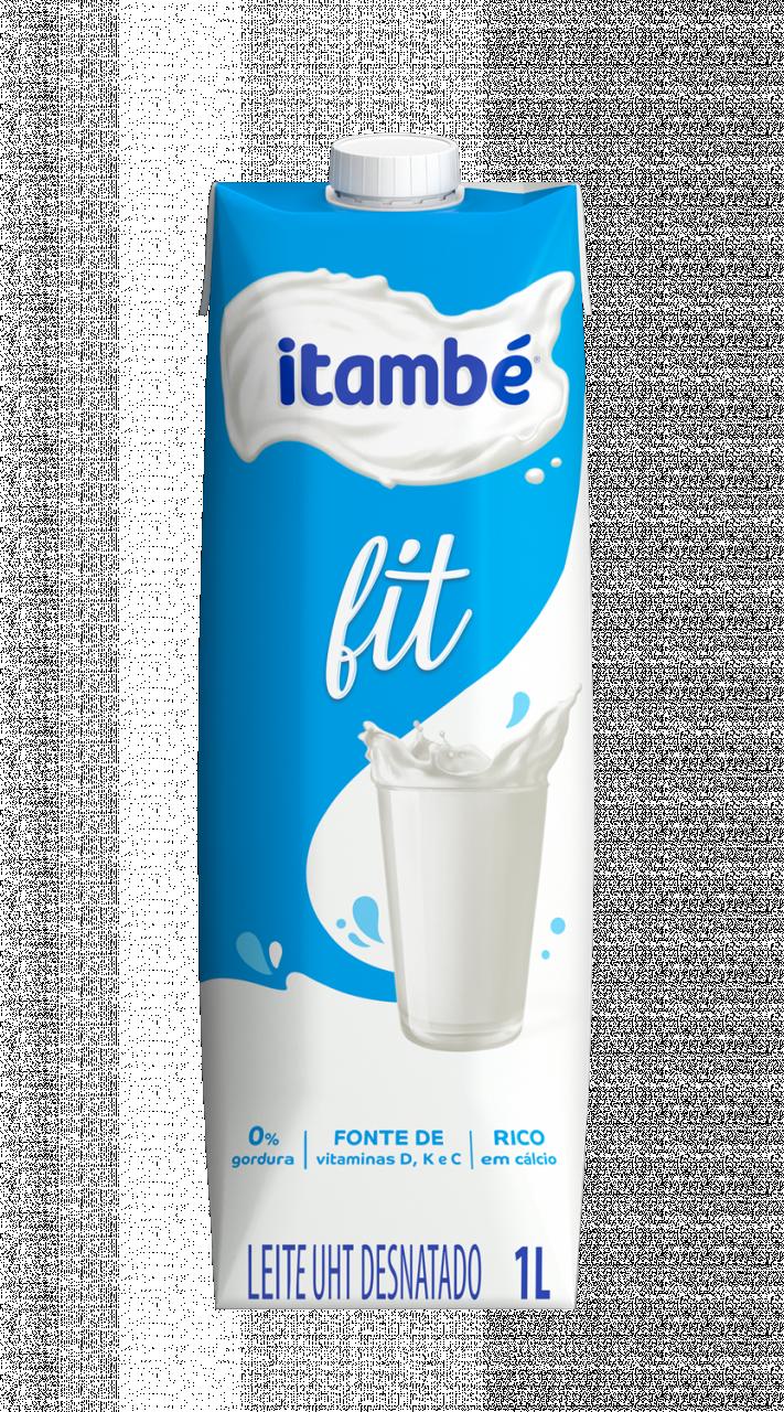 imagem de LEITE LV ITAMBE DESNATADO FIT 1L