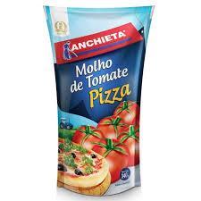 imagem de MOLHO TOM ANCHIETA SACHE PIZZA 340G