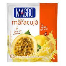 imagem de REFRES MAGRO DIET MARACUJA 8G