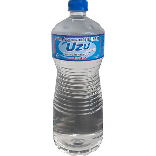 imagem de ALCOOL UZU CLEAN 70% 1L