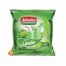 imagem de REFRESCO SANTA AMALIA LIMAO 240G