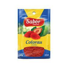 imagem de COLORAU SABOR 30G