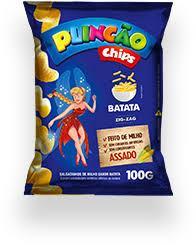 imagem de PIPOCA PLINCAO BATATA 100G