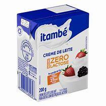 imagem de CREME LEITE ITAMBE NOLAC 200G