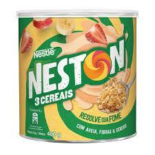 imagem de CEREAL NESTLE NESTON 3 CEREAIS 400G