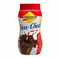 imagem de ACHOCOLATADO LOWCUCAR NEW CHOCOLATE DIET 210G