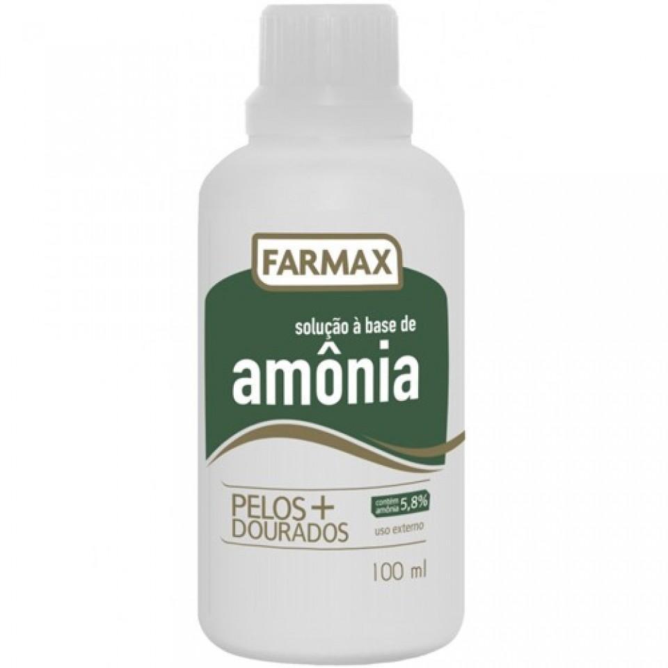 imagem de AMONIA FARMAX 100ML