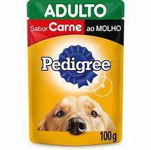 imagem de RACAO PEDIGREE AD CARNE MOLHO SACH 100G