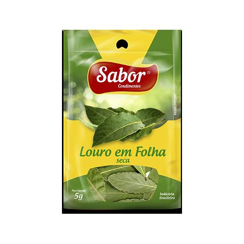 imagem de LOURO SABOR EM FOLHA 5G