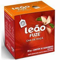 imagem de CHA LEAO FUZE MACA COM 10