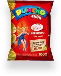 imagem de PIPOCA PLINCAO PRESUNTO 100G