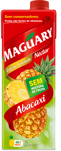 imagem de SUCO MAGUARY NECTAR 1L ABACAXI