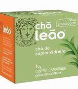 imagem de CHA LEAO CAPIM CIDREIRA COM 10