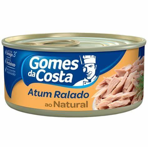 imagem de ATUM GOMES DA COSTA NATURAL RAL NATURAL 170G