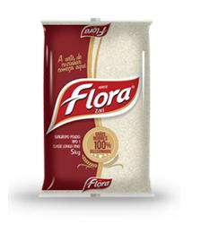 imagem de ARROZ FLORA TP1 5KG