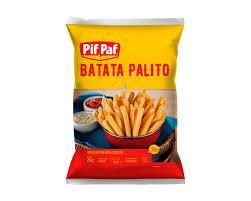 imagem de BATATA PALITO PIF PAF PRE-FRITA CONGELADA 2KG