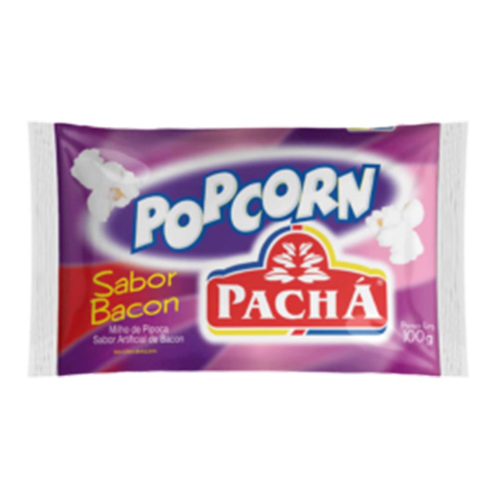 imagem de POPCORN MICRO PACHA BACON 100G