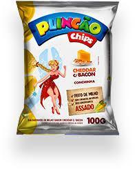 imagem de SALG PLINCAO CHEDDAR/BACON 100G