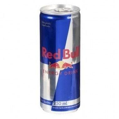 imagem de ENERGETICO RED BULL ENERGY DRINK 250ML