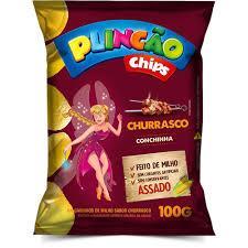imagem de PIPOCA PLINCAO CHURRASCO 100G