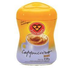 imagem de CAFE 3 CORACOES CAPU DIET PT 150G