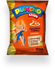 imagem de PIPOCA PLINCAO GALINHA CAIPIRA 100G