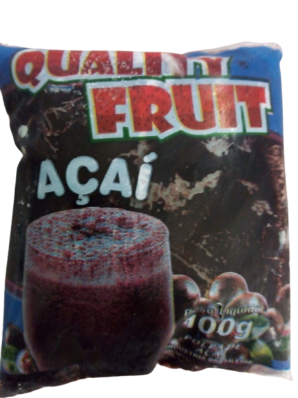 imagem de POLPA QUALITY FRUIT ACAI 100G